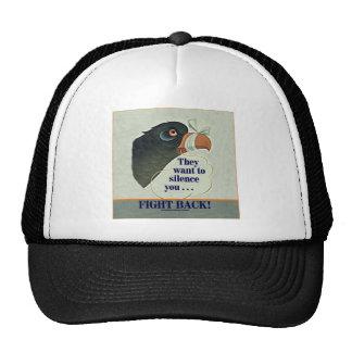 Talk Too Much Trucker Hat