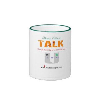 Talk U - P - Mug