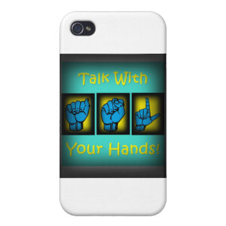 Talk With Your Hands (2) iPhone 4/4S Case
