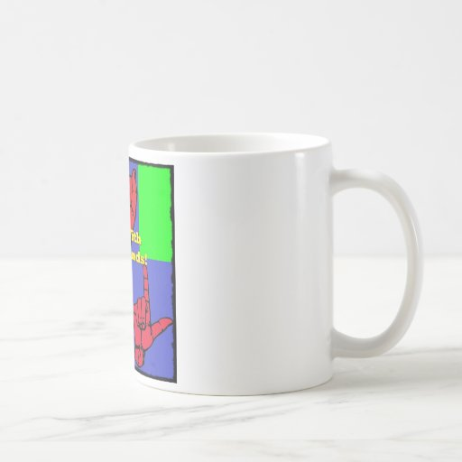 Talk With Your Hands! Coffee Mug