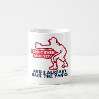 Talk Yet Yankees Hater Coffee Mug