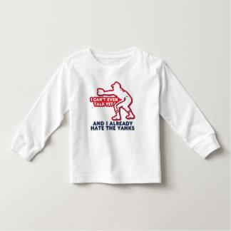 Talk Yet Yankees Hater T-shirt