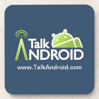 TalkAndroid Cork Coaster