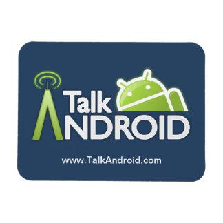 TalkAndroid Premium Magnet