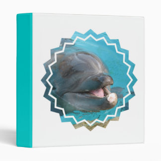 Talkative Dolphin Binder