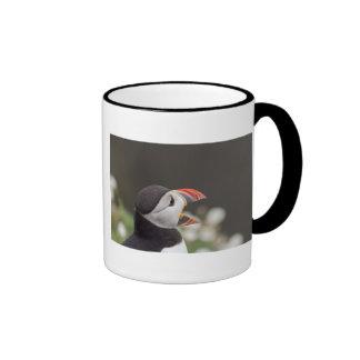 Talkative Puffin From Skomer Coffee Mug