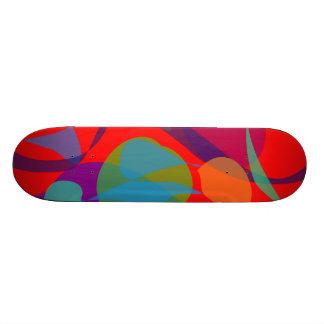 Talkative Custom Skate Board