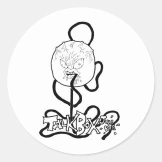 TALKBOX JUNKIE Stickers