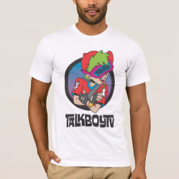 Talkboy Happy Meal T-Shirt
