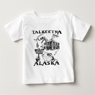 Talkeetna Alaska Denali National Park Baby T-Shirt