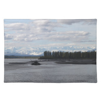 Talkeetna Alaska Mantel Individual