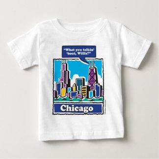 TALKIN-BOUT-WILLIS BABY T-Shirt