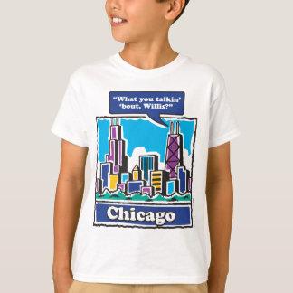 TALKIN-BOUT-WILLIS T-Shirt