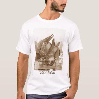 Talkin' it Over T-Shirt