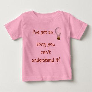 Talking Baby T Shirt
