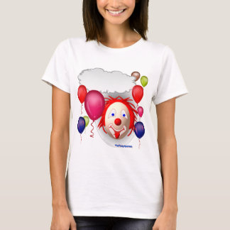 Talking Birthday Clown T-Shirt