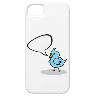 Talking Chick iPhone 5 Covers