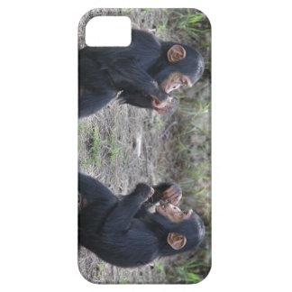 Talking Chimps iPhone Case