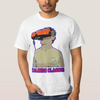 Talking Classics Virtual Boy T-shirt