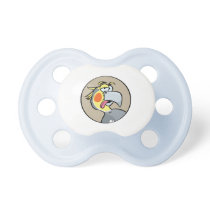 Talking Cockatiel Parrot Pacifier