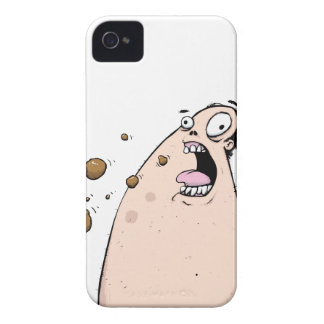 Talking Crap On My iPhone Case iPhone 4 Covers