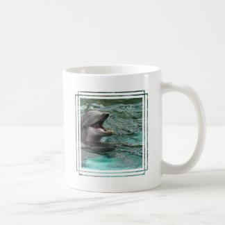 Talking Dolphin Coffee Mug