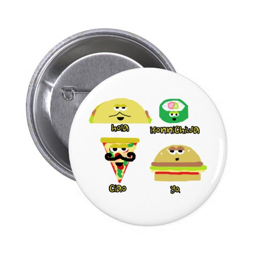 Talking Foods Button