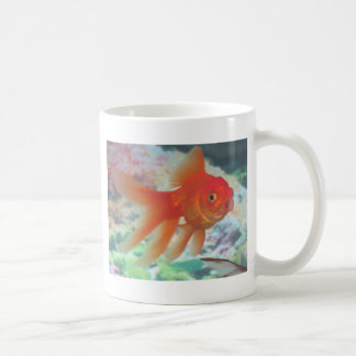 Talking Goldfish Coffee Mug
