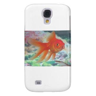 Talking Goldfish Samsung S4 Case