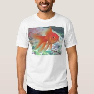 Talking Goldfish Tee Shirts