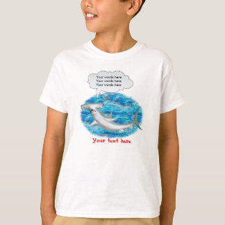 Talking Hammerhead Shark T-Shirt