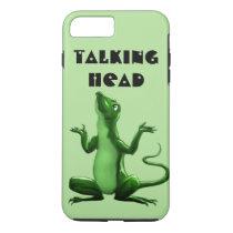 Talking Head iPhone 8 Plus/7 Plus Case