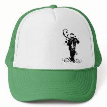 Talking Head Trucker Hat