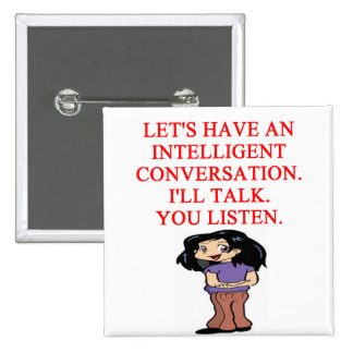 talking insult button