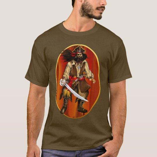Talking Like A Pirate Oval Shirts