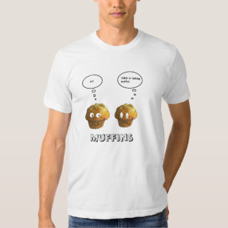 Talking Muffins T-shirt