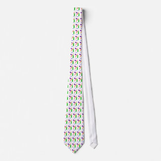 Talking  Quietly Neck Tie