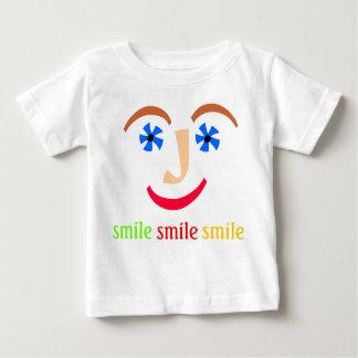 """""""Talking Shirts"""" """"Smile Smile Smile"""" T-shirt"""