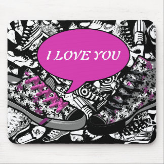 Talking Shoes 2   change text if you want Mouse Pad