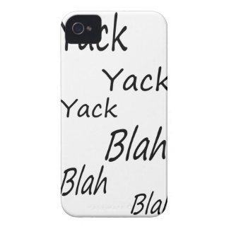 Talking Text iPhone 4 Case