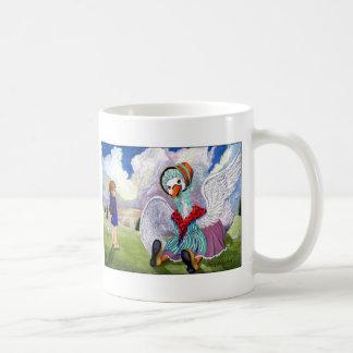 Talking to Mother Goose Coffee Mug