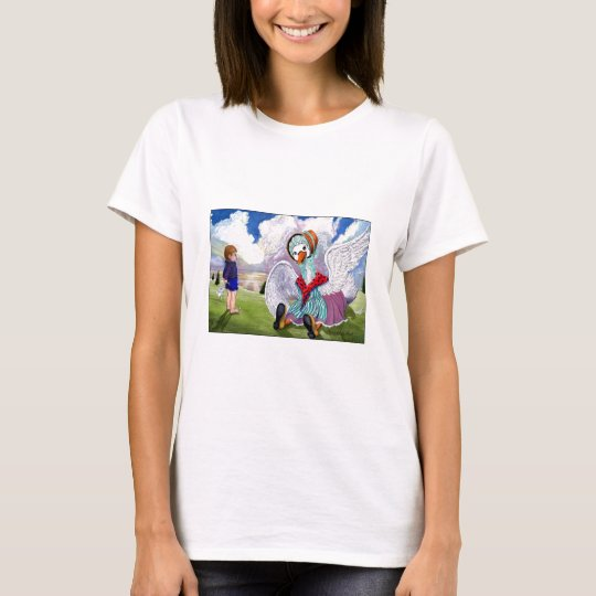 Talking to Mother Goose T-Shirt