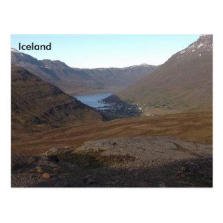 Tálknafjörður, Westfjords, Islandia Postales