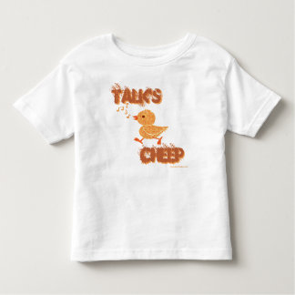 Talk's Cheep Toddler T-shirt
