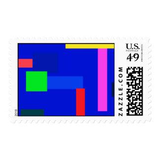 Talks Postage Stamp