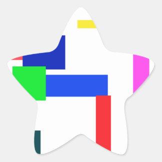 Talks Star Stickers