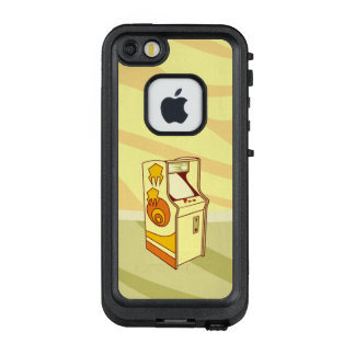 Tall arcade game console LifeProof® FRĒ® iPhone 5 case