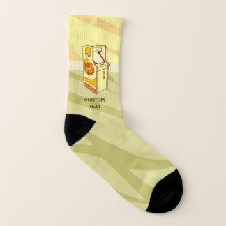 Tall arcade game console socks