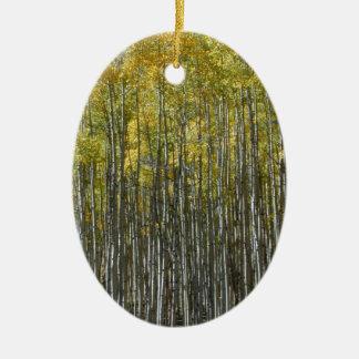 Tall Aspens ornament