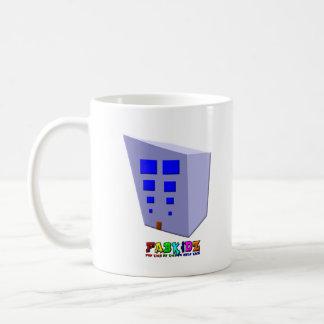 Tall Building of Hope Personalised Children's Mug